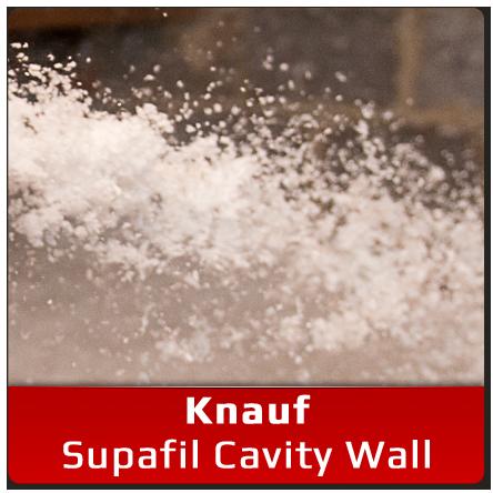 Knauf Supafil Cavity Wall