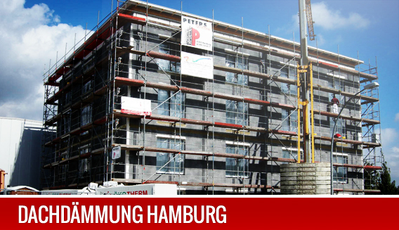 Dachdämmung in Hamburg