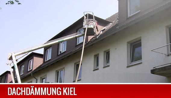 Dachdämmung in Kiel