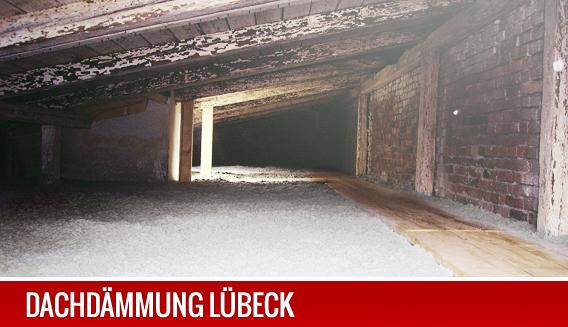 Dachdämmung in Lübeck