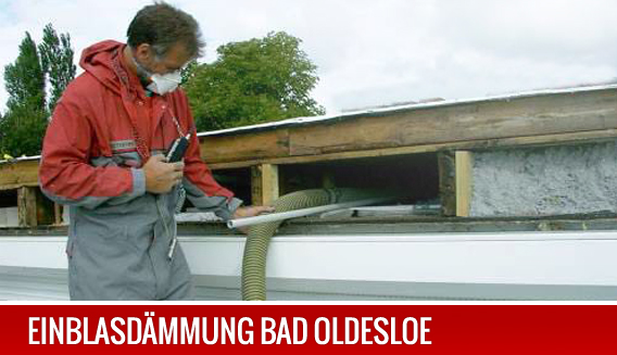 Einblasdämmung in Bad Oldesloe