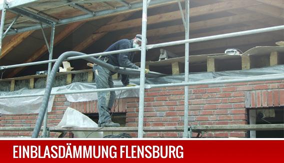 Einblasdämmung Flensburg