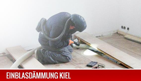 Einblasdämmung in Kiel