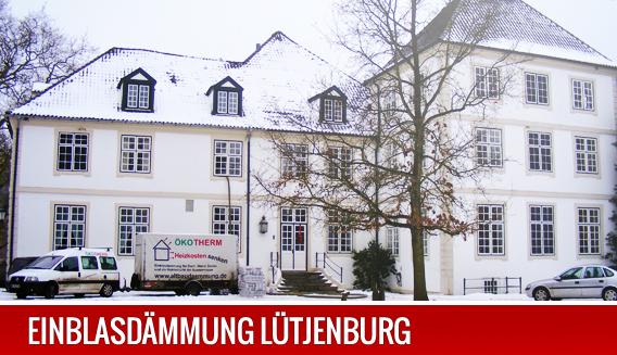 Einblasdämmung in Lütjenburg